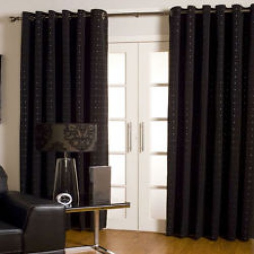 Curtains Eyelet Per 45 Width Over 90 Drop Plus Fabric And Cost