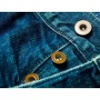 Jeans Stud or Button Replacement