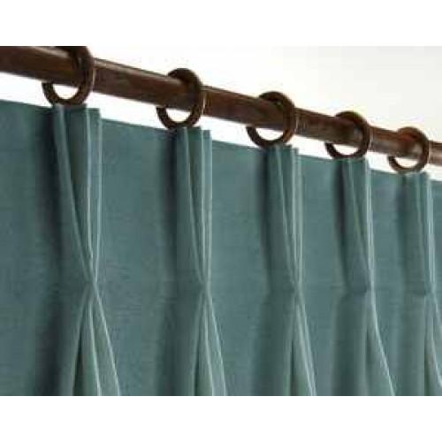 Curtains Shortening Pinch Pleat Per 45 Width