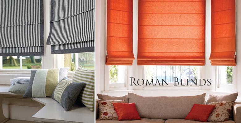 Roman blinds bolton